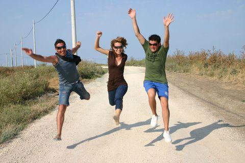 Las provincias más alegres de España
