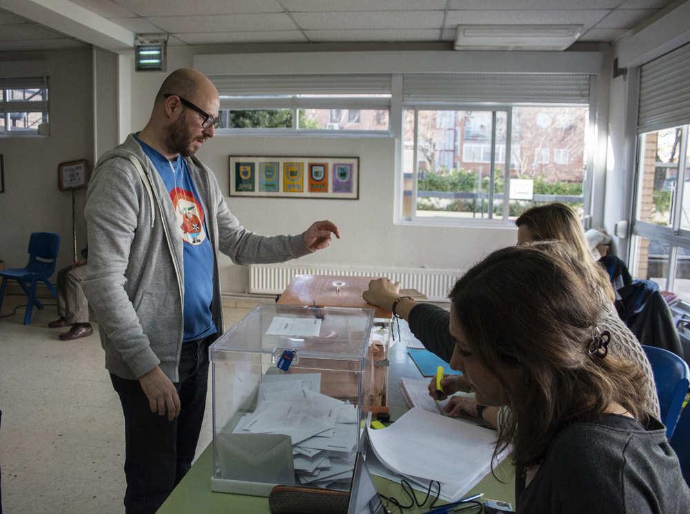 La eficacia de unas elecciones a la española