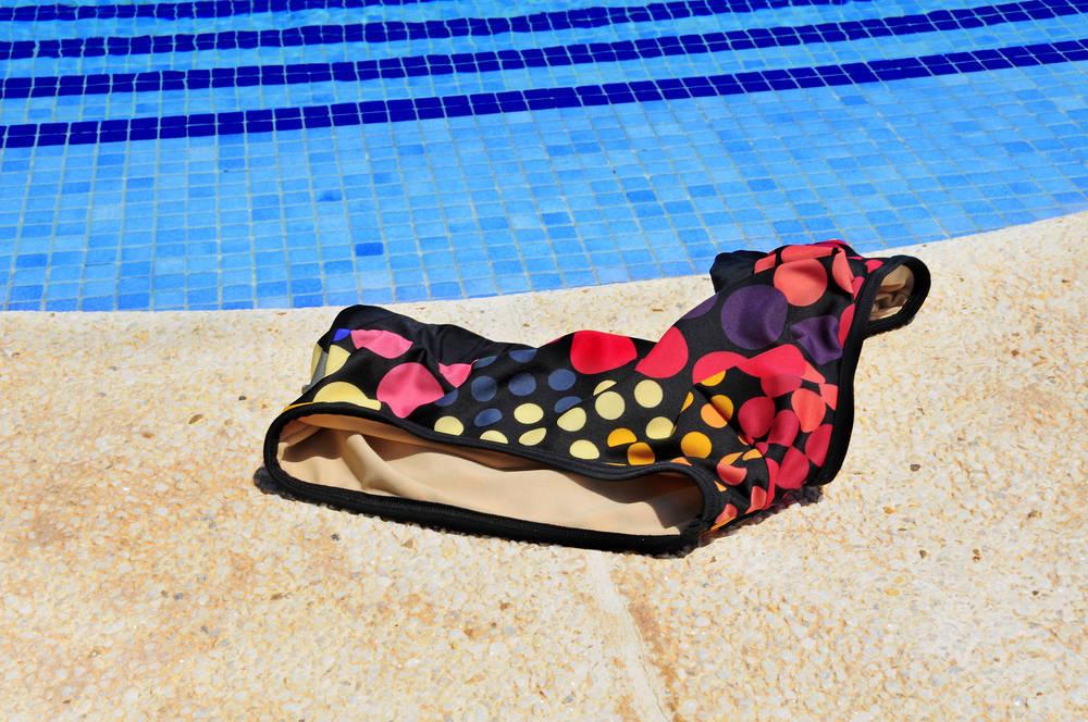 Un día sin bañador en España