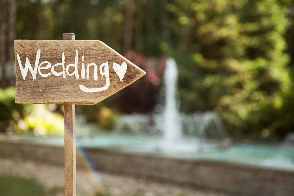 Qué decisiones tomar antes de organizar una boda