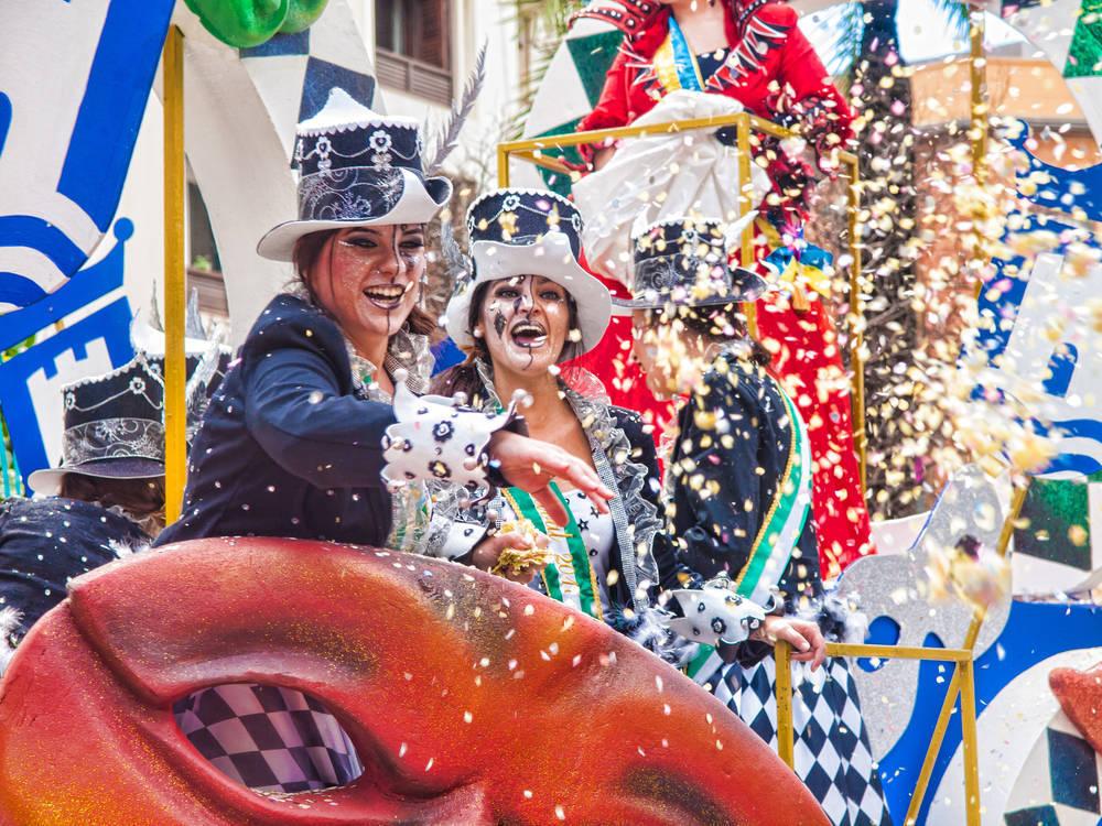 La cultura del carnaval