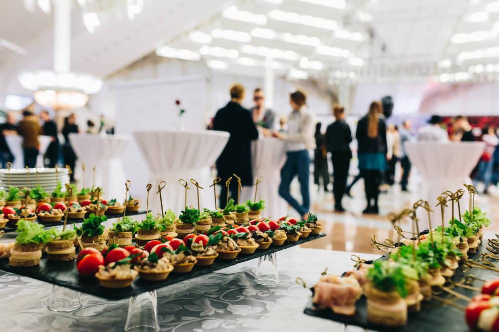 El catering, una de las nuevas maneras que tenemos para disfrutar de nuestro tiempo libre