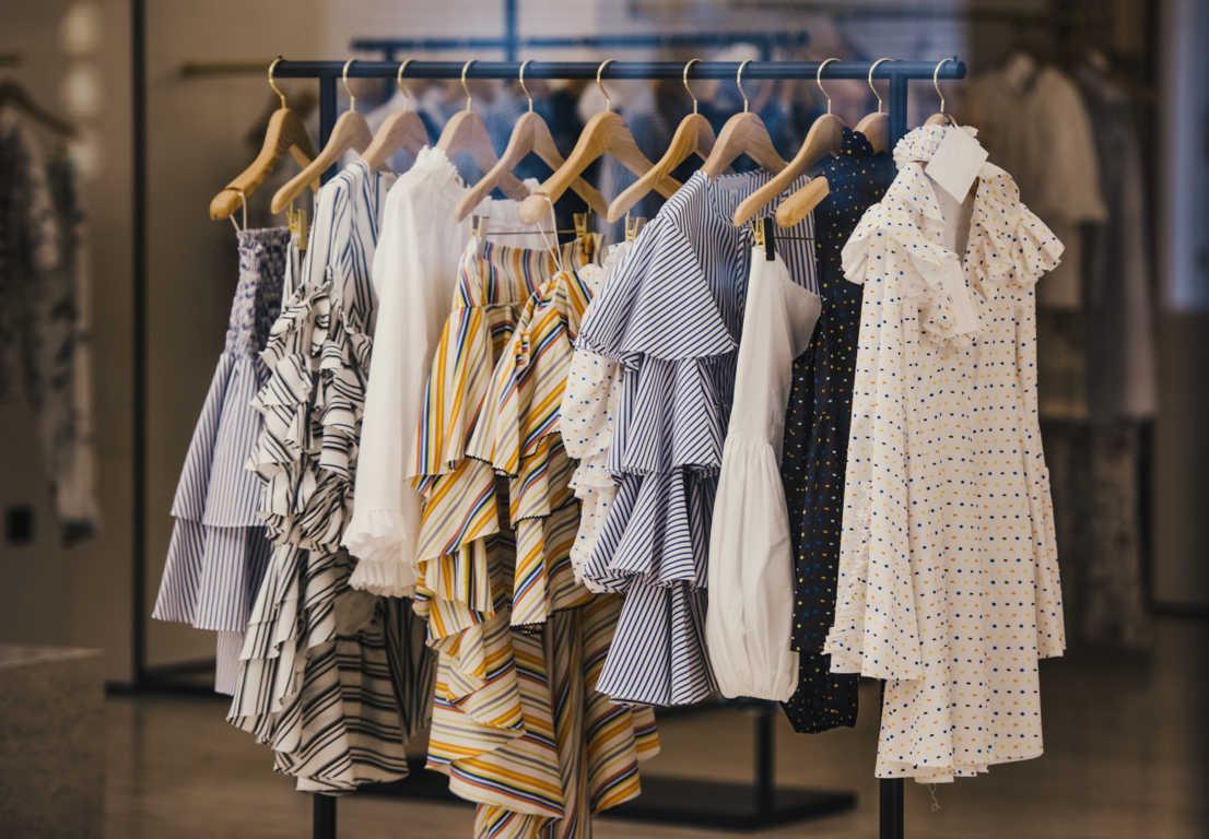 La ropa al por mayor y todo en España
