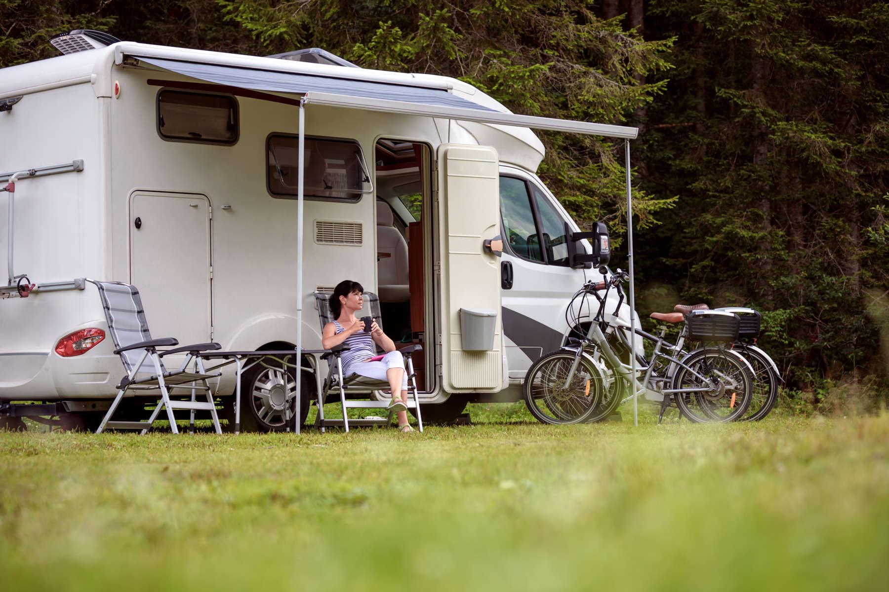 Viajar en caravana o autocaravana, una tendencia ya habitual en nuestro país