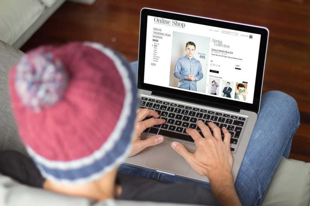 Ventajas de comprar ropa a través de Internet